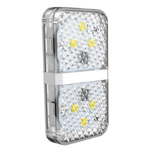 BASEUS LED προειδοποίησης ανοιχτής πόρτας αυτοκινήτου CRFZD-02, λευκό   Gadgets   elabstore.gr