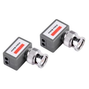 Παθητικό Video Balun HD202C για κάμερες HD-CVI/TVI/AHS   Κλειστό Κύκλωμα CCTV   elabstore.gr