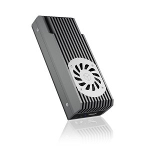 ICY BOX IB-1822MF-C31 External Type-C enclosure for M.2 NVMe SSD | ΠΕΡΙΦΕΡΕΙΑΚΑ Η/Υ & LAPTOP | elabstore.gr