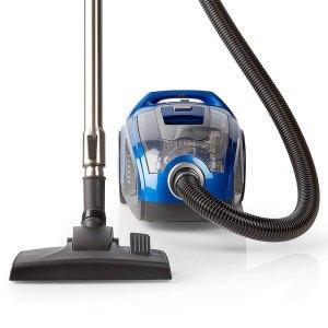 NEDIS VCBS350BU Vacuum Cleaner Bagless 500 W Parquet brush 3.0 L Dust Capacity B | ΜΙΚΡΟΣΥΣΚΕΥΕΣ / ΕΠΟΧΙΑΚΑ / ΛΕΥΚΕΣ ΣΥΣΚΕΥΕΣ | elabstore.gr