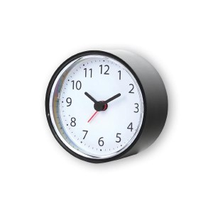 Platinet Ρολόι ξυπνητήρι μαύρο | ELABSTORE.GR