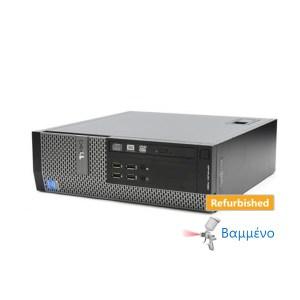 Dell 7010 SFF i5-3470/4GB DDR3/250GB/DVD/7H Grade A Refurbished PC | ELABSTORE.GR