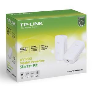 TP-LINK Powerline Starter Kit TL-PA8010, AV1200 Gigabit,  Ver. 1.0   Δικτυακά   elabstore.gr