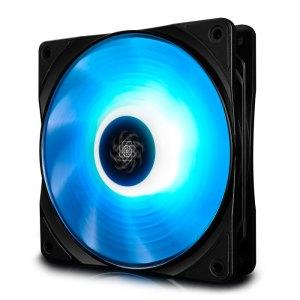 DEEPCOOL RF 120 RGB COOLING FAN 120mm BLACK | ΥΠΟΛΟΓΙΣΤΕΣ / ΑΝΑΒΑΘΜΙΣΗ | elabstore.gr