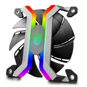 DEEPCOOL MF120S ALL IN ONE ALUMINIUM ALLOY FRAMELESS  RGB CASE FAN SET | ΥΠΟΛΟΓΙΣΤΕΣ / ΑΝΑΒΑΘΜΙΣΗ | elabstore.gr