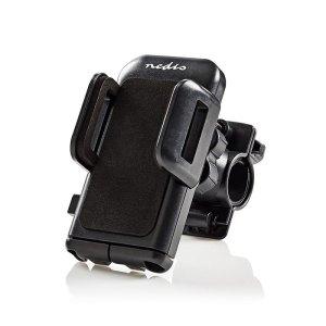 NEDIS SBHR100BK Smartphone Bicycle Mount Universal | SMARTPHONES / TABLETS / GPS | elabstore.gr