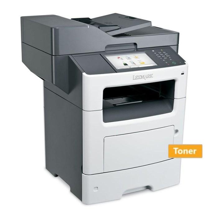 Lexmark Used MFP Printer MX611dhe ΔΙικτυακό Laser Mono. Πολυμηχάνημα ( με toner)   ELABSTORE.GR