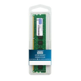 GOODRAM Μνήμη DDR3 UDIMM GR1600D364L11S-4G, 4GB, 1600MHz PC3-12800, CL11   PC & Αναβάθμιση   elabstore.gr