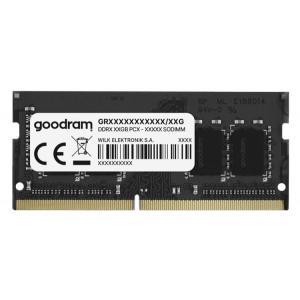 GOODRAM Μνήμη DDR4 SODIMM, 4GB, 2400MHz, PC4-19200, CL17 | PC & Αναβάθμιση | elabstore.gr