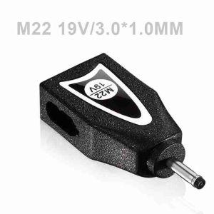 POWERTECH Βύσμα για φορτιστή LAPTOP - M22 - SAMSUNG | Αξεσουάρ για Laptop | elabstore.gr