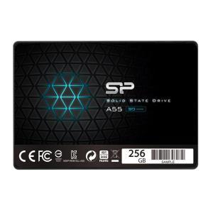 "SILICON POWER SSD A55 256GB, 2.5"", SATA III, 550-450MB/s 7mm, TLC | PC & Αναβάθμιση | elabstore.gr"