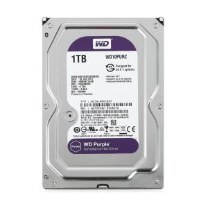 "WD Purple Surveillance Σκληρός Δίσκος 3.5"" 1TB, 64MB, 5400RPM, SATA III   PC & Αναβάθμιση   elabstore.gr"