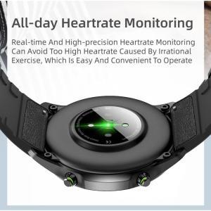 """ΙΝΤΙΜΕ Smartwatch H15 Pro 1.3"""" έγχρωμο, IP67, HR & Blood pressure, μαύρο   Mobile Συσκευές   elabstore.gr"""
