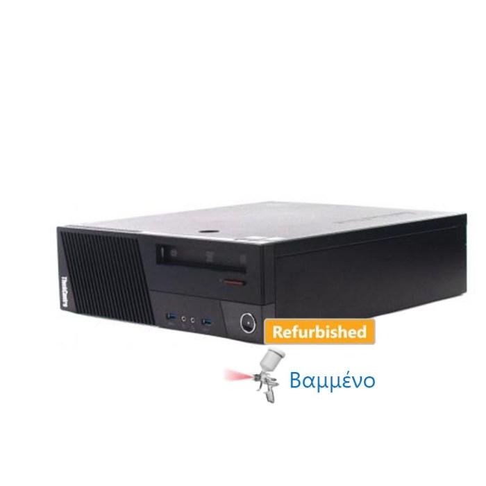 Lenovo M73 SFF i3-4130/4GB DDR3/500GB/DVD/8P Grade A Refurbished PC   ELABSTORE.GR