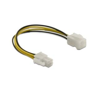 Καλώδιο Προέκτασης 4-Pin Male - P4 4-Pin Female 20cm | Πληροφορικής | elabstore.gr