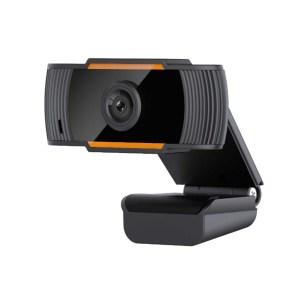 USB Webcam w/microphone 720P Well 701BK-WL | Περιφερειακά | elabstore.gr
