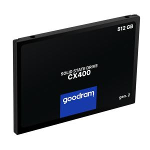 """GOODRAM SSD CX400 Gen.2 512GB, 2.5"""", SATA III, 550-500MB/s, 3D TLC NAND   PC & Αναβάθμιση   elabstore.gr"""