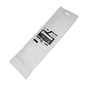 Δεματικά καλωδίων  Λευκά 4.8 x 370mm 100τεμ/Συσκ COMM   Ηλεκτρολογικά   elabstore.gr