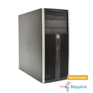 HP 6300 Tower i5-3470/4GB DDR3/250GB/DVD/7P Grade A Refurbished PC   Refurbished   elabstore.gr