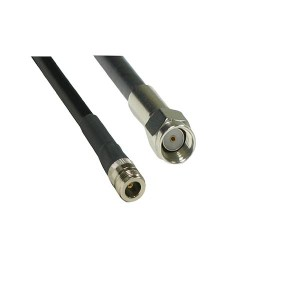 ANTENNA CABLE MALE REVERSED - SMA to N-Type FEMALE LMR200 2.0M   Δικτυακά & Τηλεφωνίας   elabstore.gr