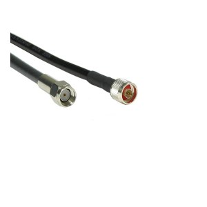 ANTENNA CABLE MALE REVERSED - SMA to N-Type MALE LMR200 3m ANTENNA CABLES 52011146   Δικτυακά & Τηλεφωνίας   elabstore.gr