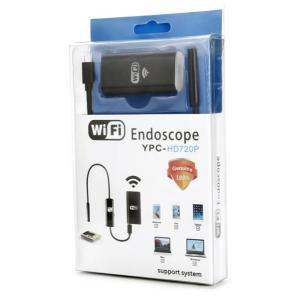 Ενδοσκοπική κάμερα PT-894 με ρυθμιζόμενα LED, Wi-Fi, HD, IP67   Εργαλεία   elabstore.gr