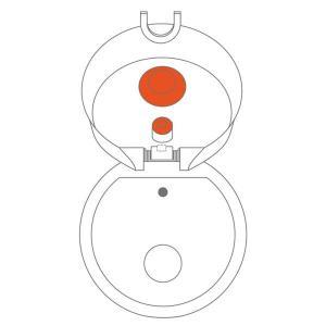 UZSPACE ανταλλακτικά σφράγισης σιλικόνης UZ-LIDSEAL για καπάκι παγουριού | Οικιακές & Προσωπικές Συσκευές | elabstore.gr