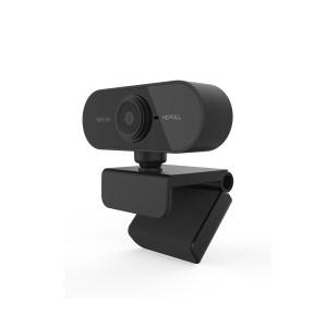 USB Web HD Κάμερα με μικρόφωνο 1080P PC-W1 | Περιφερειακά | elabstore.gr