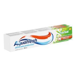 AQUAFRESH οδοντόκρεμα Herbal, με φθόριο, 75ml   Οικιακές & Προσωπικές Συσκευές   elabstore.gr