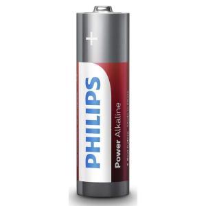 PHILIPS Power αλκαλικές μπαταρίες LR6P24P/10, AA LR6 1.5V, 24τμχ | Μπαταρίες | elabstore.gr