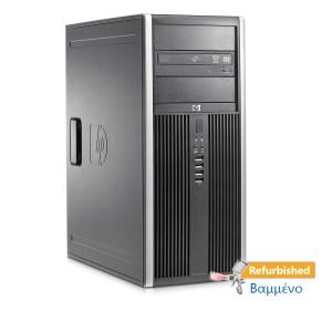 HP 6000Pro Tower C2D-E8400/4GB DDR3/250GB/DVD/7P Grade A+ Refurbished PC   Refurbished   elabstore.gr