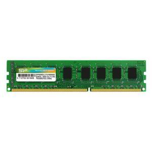 SILICON POWER μνήμη DDR3L UDIMM SP008GLLTU160N02, 8GB, 1600MHz, CL11 | PC & Αναβάθμιση | elabstore.gr