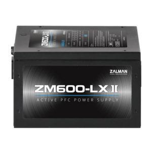 ZALMAN τροφοδοτικό 600W ZM600-LXII, Active PFC, SLI Ready | PC & Αναβάθμιση | elabstore.gr