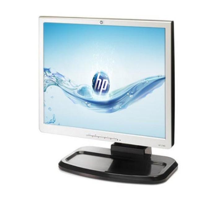 "Used Monitor 1740 TFT/HP/17""/1280x1024/Silver/Black/VGA & DVI-D & USB HUB | Refurbished | elabstore.gr"