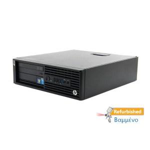 HP Z230 SFF XEON E3-1225v3 (4-Cores)/8GB DDR3/1TB/DVD/8P Grade A+  Workstation Refurbished PC | Refurbished | elabstore.gr