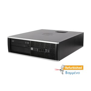 HP 4300Pro SFF i5-3470/4GB DDR3/250GB/DVD/8H Grade A+ Refurbished PC | Refurbished | elabstore.gr