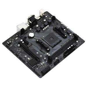 ASROCK μητρική A520M-HDV, 2x DDR4, AM4, USB 3.2, mATX   PC & Αναβάθμιση   elabstore.gr