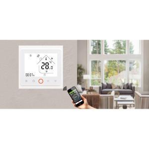 Smart θερμοστάτης πετρελαίου BHT-002-GBLW, WiFi, λευκός   Οικιακές & Προσωπικές Συσκευές   elabstore.gr