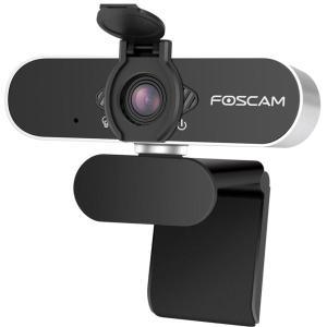 FOSCAM web κάμερα W21, USB, Full HD, μικρόφωνο, 84° γωνία θέασης, μαύρη | Συνοδευτικά PC | elabstore.gr