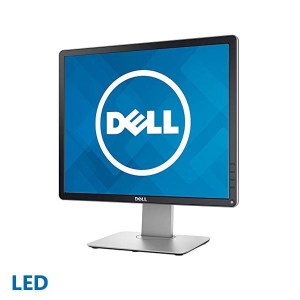 "Used Monitor P1914 LED/Dell/19""/1280x1024/Silver/Black/VGA & DVI-D & DP & USB HUB   Refurbished   elabstore.gr"