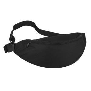 Τσάντα μέσης 62819, δυο θέσεων, 38x8x15cm, μαύρο   Οικιακές & Προσωπικές Συσκευές   elabstore.gr