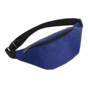 Τσάντα μέσης 62825, δυο θέσεων, 38x8x15cm, μπλε | Οικιακές & Προσωπικές Συσκευές | elabstore.gr