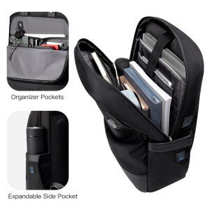 ARCTIC HUNTER τσάντα πλάτης B00398-BL με θήκη laptop, μπλε | Οικιακές & Προσωπικές Συσκευές | elabstore.gr