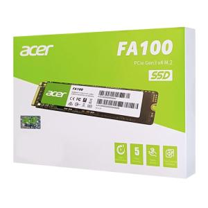 ACER SSD PCIe Gen3x4 M.2 FA100, 512GB, 3200-2200MB/s | PC & Αναβάθμιση | elabstore.gr