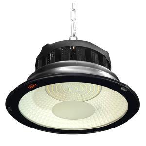 LIPER LED προβολέας LPHB-200D01 200W, 19000lmn, 6500K, IP65, Φ34, μαύρος | Φωτισμός | elabstore.gr