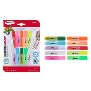 ARTIXKIDS σετ χρωματιστές κόλλες με glitter PE894, 10τμχ | Αναλώσιμα - Είδη Γραφείου | elabstore.gr