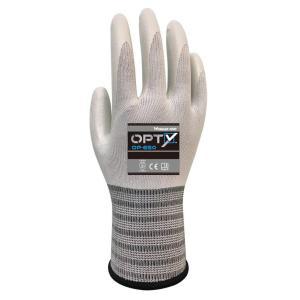 WONDER GRIP αντιολισθητικά γάντια εργασίας Opty, L/9, λευκά   Εργαλεία   elabstore.gr
