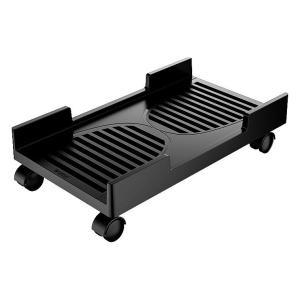 ORICO βάση PC με ρόδες CPB3, πλαστική, μαύρη | PC & Αναβάθμιση | elabstore.gr