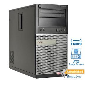 Dell 9010 Tower i5-3570/4GB DDR3/500GB/DVD/7P Grade A+ Refurbished PC | Refurbished | elabstore.gr