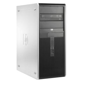 HP DC7900 Tower C2D-E8400/4GB DDR2/160GB/DVD Grade A Refurbished PC   Refurbished   elabstore.gr